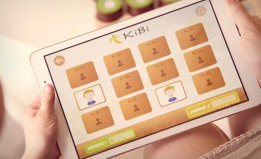 KiBi app for children