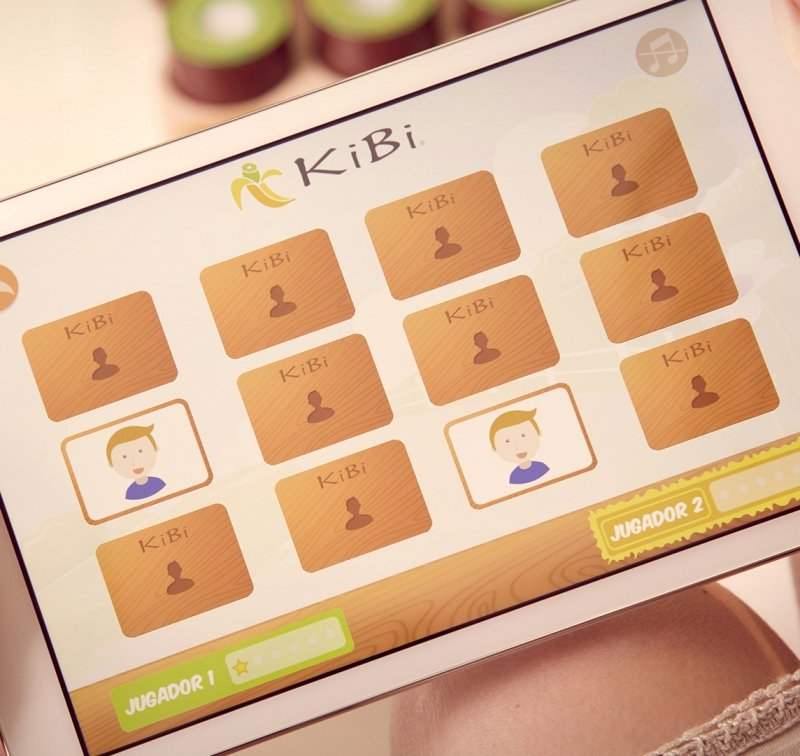 KiBi app for children