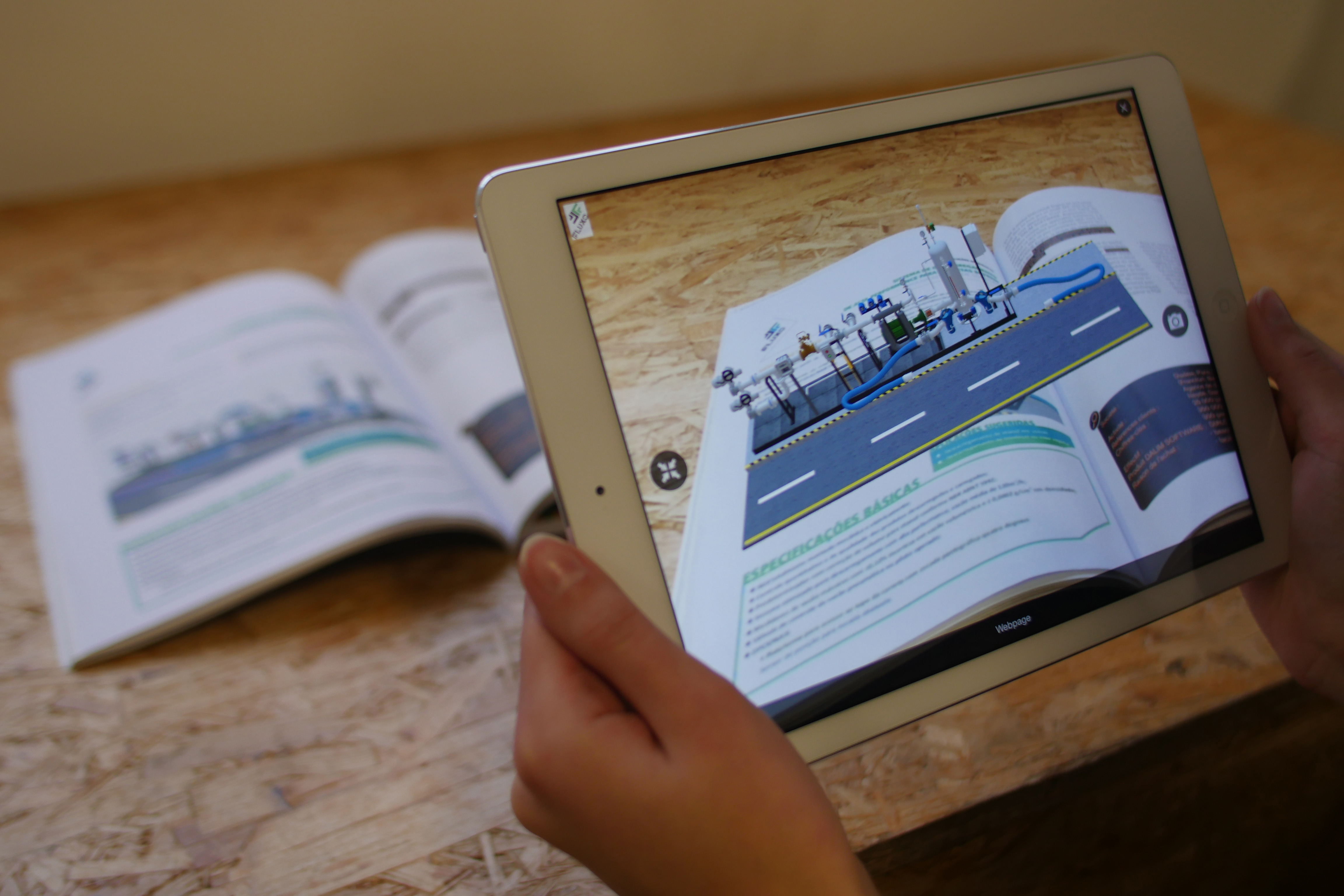 Augmented Reality Based Learning In School Classrooms