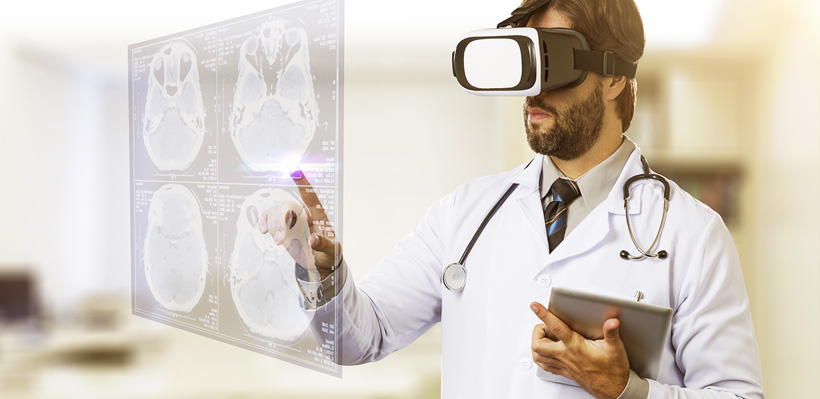New applications for AR in medicine
