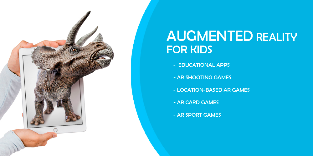 augmented reality for kids