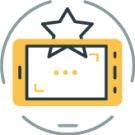 marker - based AR app