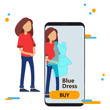 retail AR app